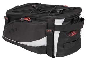 Gepäckträgertasche Norco Carson 0223S in schwarz