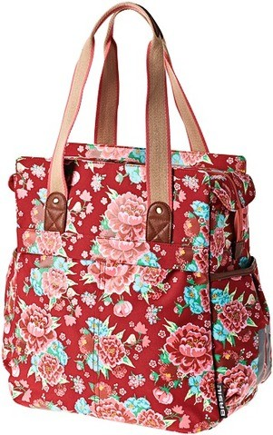 BASIL Shopper Bag Bloom Shoppingtasche Volumen 20 l