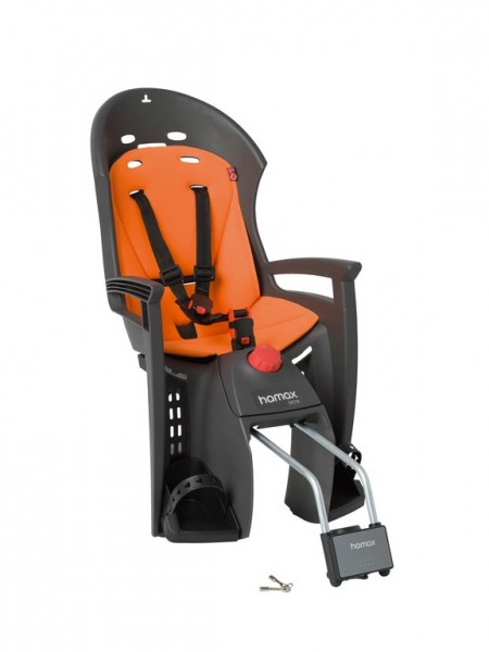 Kindersitz Hamax Siesta grau/orange