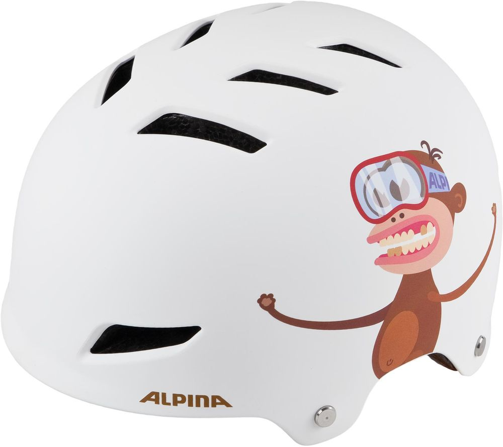 Junior / Kids Fahrradhelm Alpina Park jr. Größe 50-55