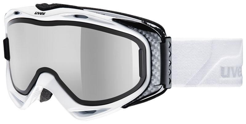 Skibrille Uvex g.gl 300 Take Off Pola black & white