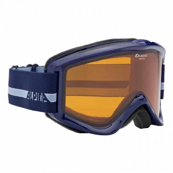 Skibrille Alpina SMASH 2.0 DOUBLEFLEX navy Allroundskibrille