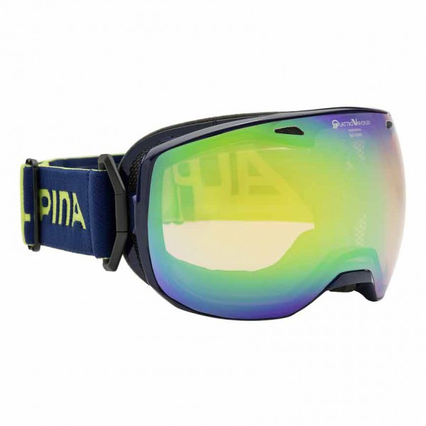 Skibrille Alpina BIG HORN QLV MM S2 – Bild 2