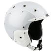 Skihelm Indigo Helmet Carbon white 54-58 001