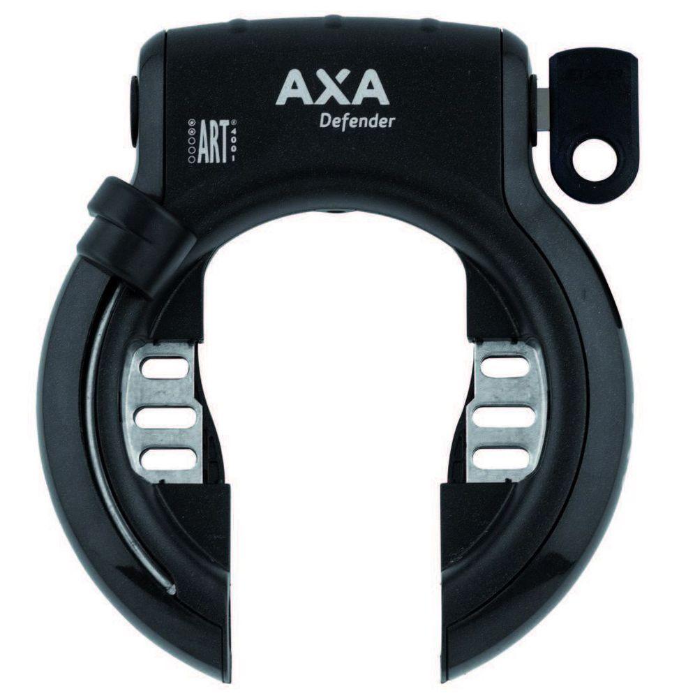 Rahmenschloss AXA Defender RL in schwarz ohne Befestigung