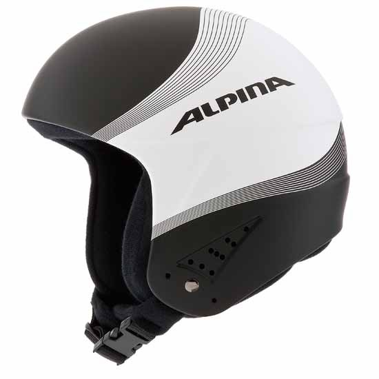 Skihelm Alpina Downhill fiber glass