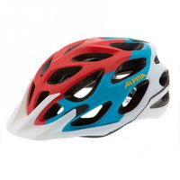 MTB Fahrradhelm Alpina Mythos 2.0 L.E. A9671 red blue white