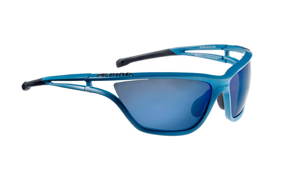 Sportbrille Alpina ALPINA EYE-5 CM+ Fogstop-Beschichtung – Bild 2