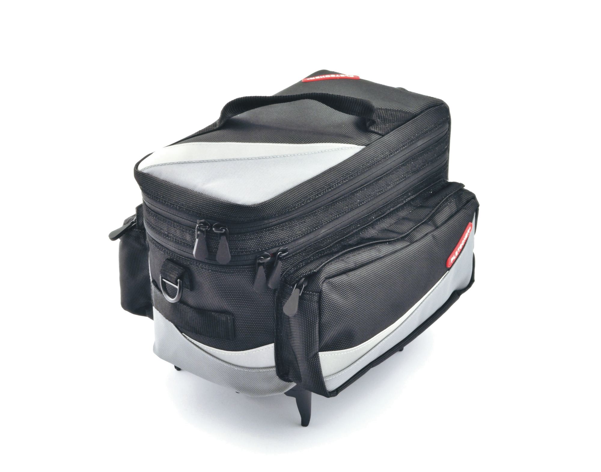 gep cktr gertasche pletscher zurigo in schwarz grau. Black Bedroom Furniture Sets. Home Design Ideas