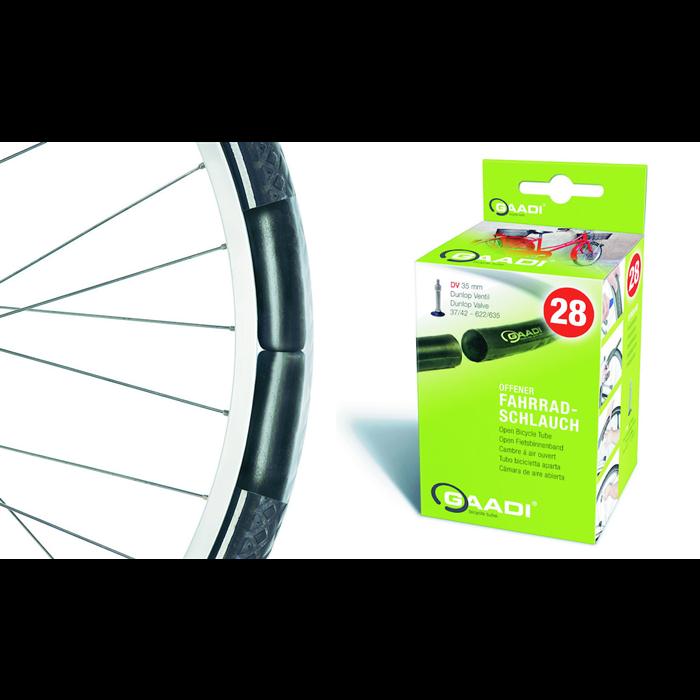 GAADI Fahrradschlauch AV Ventil 700 x 35/40C AV Ventil 40 mm 37/42-622/635