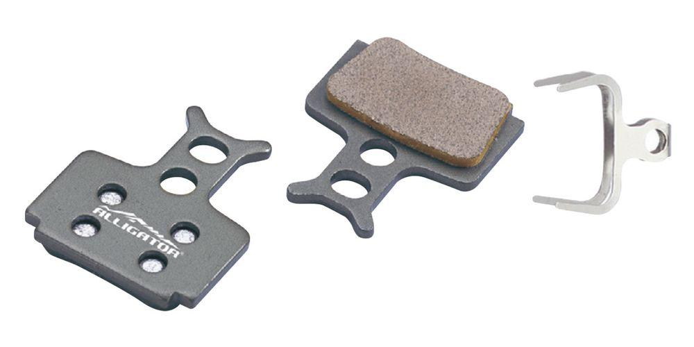 TAQ-33 Scheibenbremsbeläge Semi-Metall geeignet f. Formula Mega, The One, R1, RX