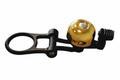 TAQ-33 Mini-Glocke Messing  für A-Head Vorbau 001