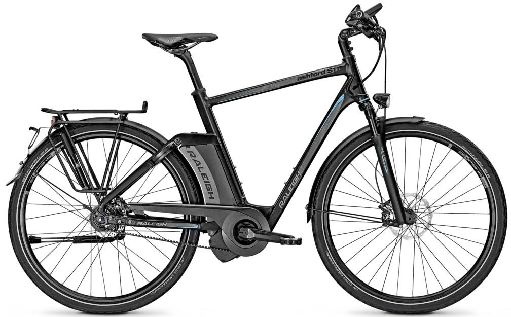 e bike raleigh ashford s 11 herren 11 g impulse evo motor. Black Bedroom Furniture Sets. Home Design Ideas