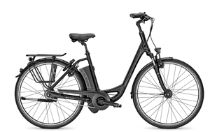 "E-Bike Raleigh DOVER IMPULSE 8 HS 28"" 8G 17AH 36V Wave Rh 55 Freilauf Black-matt"