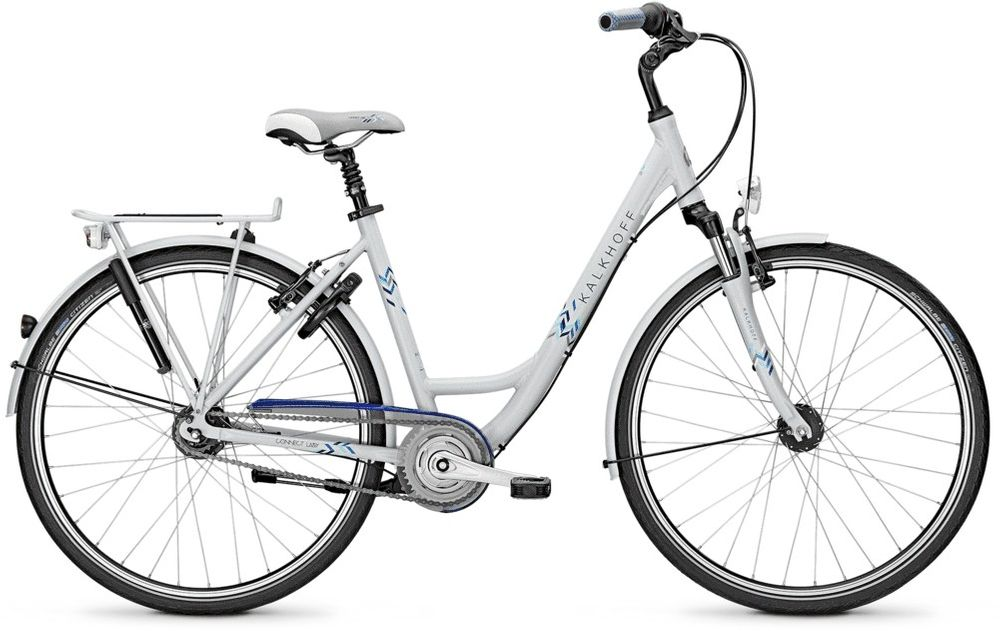 Citybike Kalkhoff My Style CONNECT LADY 8  Wave 8-Gang Rücktritt – Bild 2