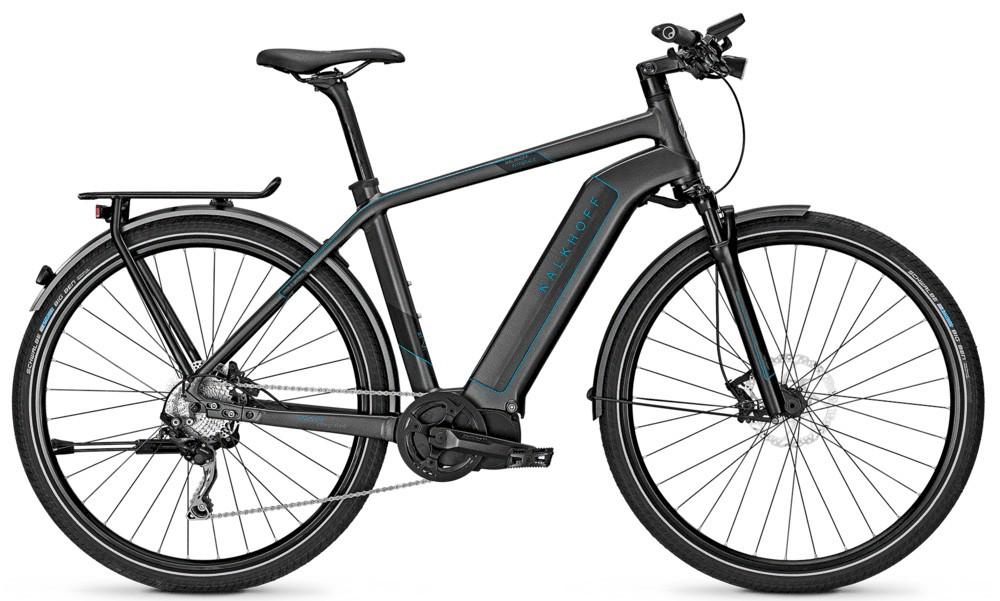 """E-Bike Kalkhoff Impulse Evo INTEGRALE 10 10G 28"""" 17AH/36V/250W Herren"""
