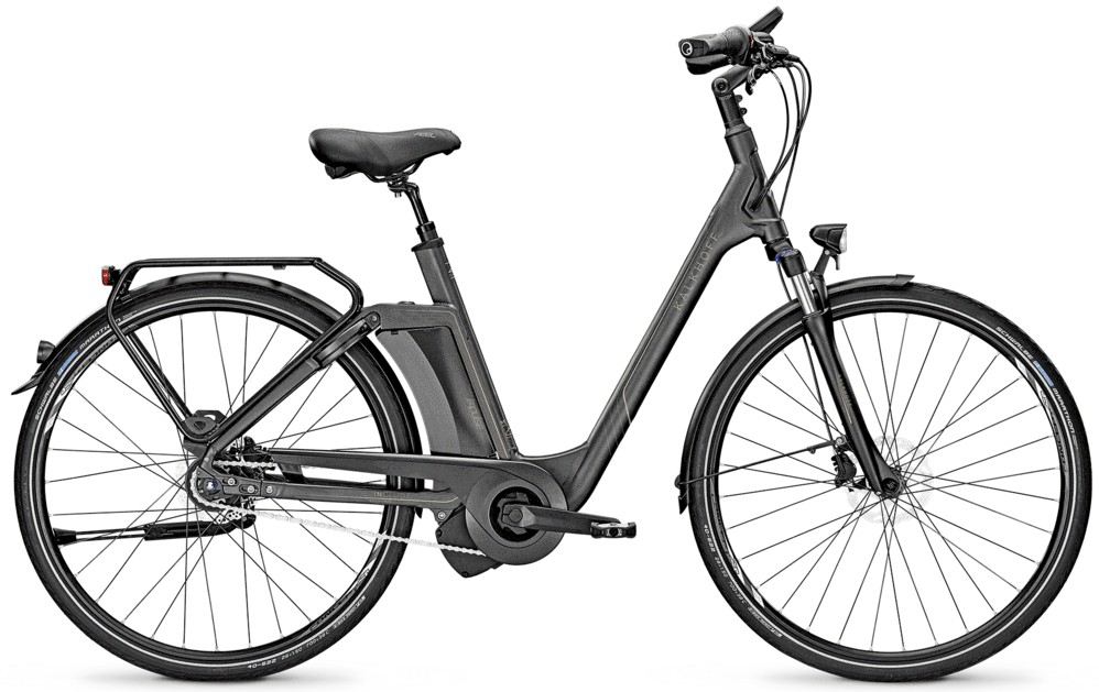 "E-Bike Kalkhoff Evo INCLUDE 8 Wave 8-Gang Freilauf 17AH 36V 28"" div. Rh"