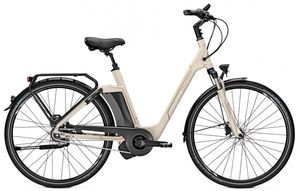 E-Bike Kalkhoff Evo INCLUDE 8R 17AH/36V Wave Rücktritt