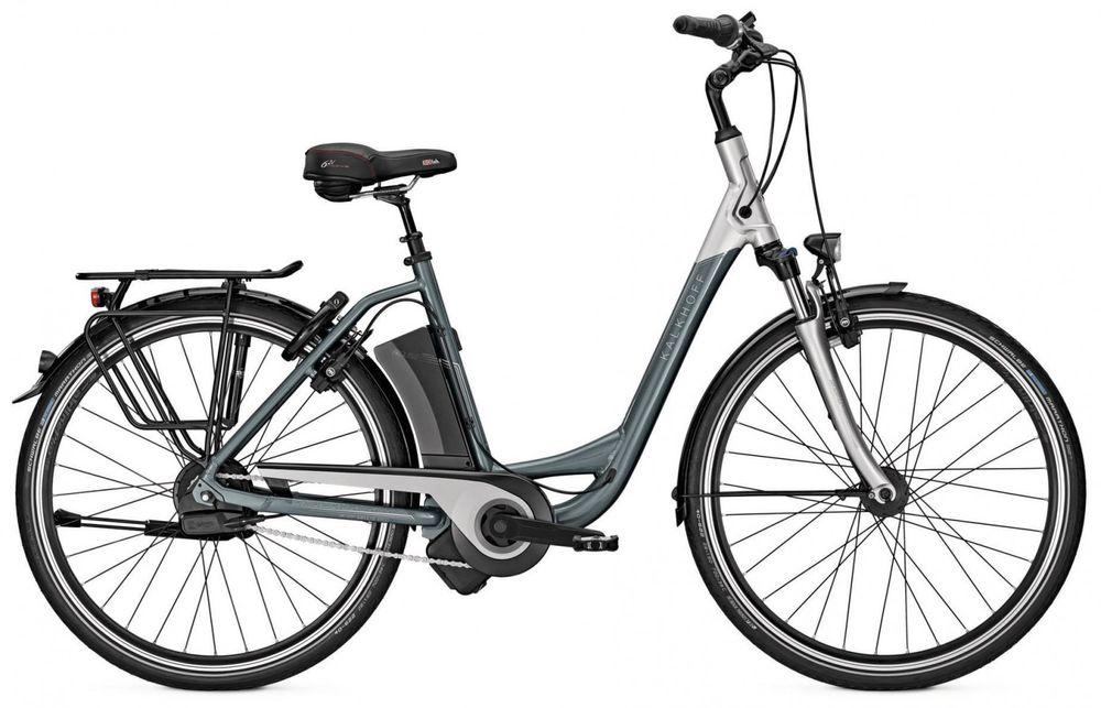 E-Bike Kalkhoff  AGATTU IMPULSE ERGO XXL Wave NuVinci Harmony  Rh 46