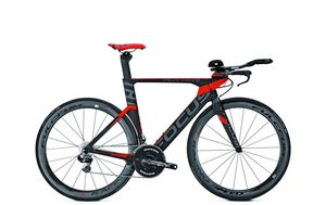 Triathlonrad Focus IZALCO CHRONO MAX 1.0 22G CARBON Dura Ace DI2
