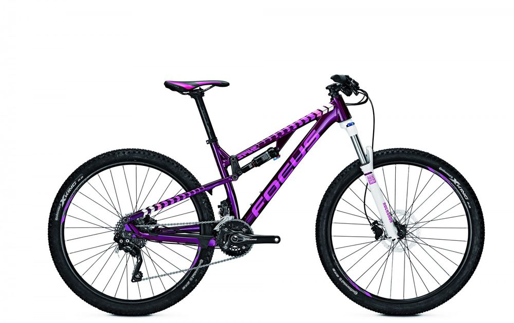 "Mountainbike Focus SPINE ELITE DONNA 20G Shimano XT 27"" Damen"