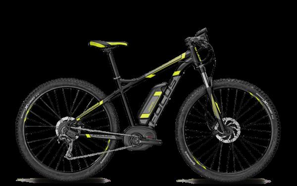 "E-Bike Focus Jarifa Bosch E-Mountainbike 9G 29"" 11Ah 36V Herren Rh 47"