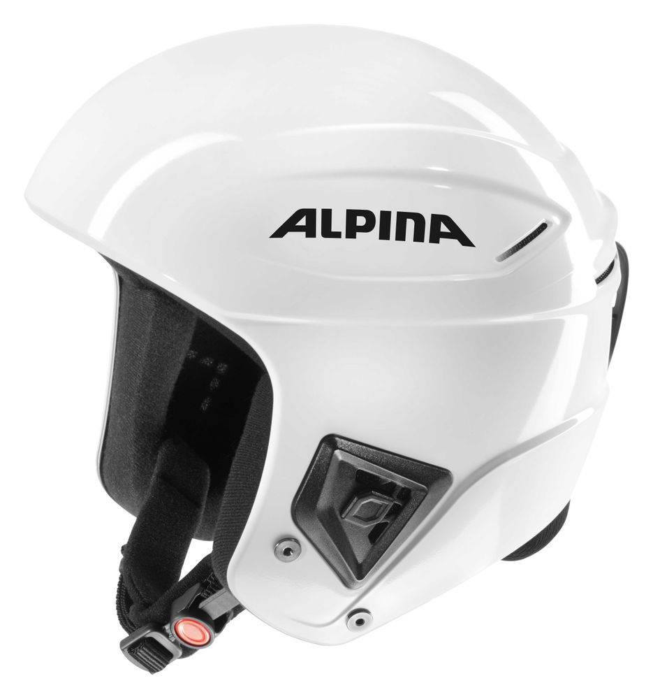 Skihelm Alpina DOWNHILL COMP Racing-Helm – Bild 2