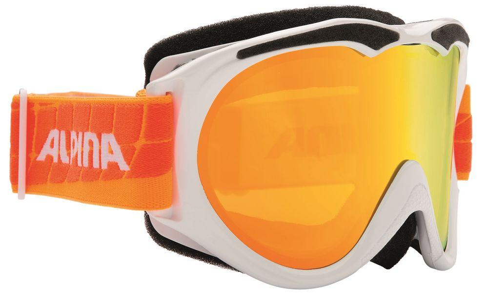 Skibrille Alpina TYROX R mit Multimirrorscheibe  – Bild 5