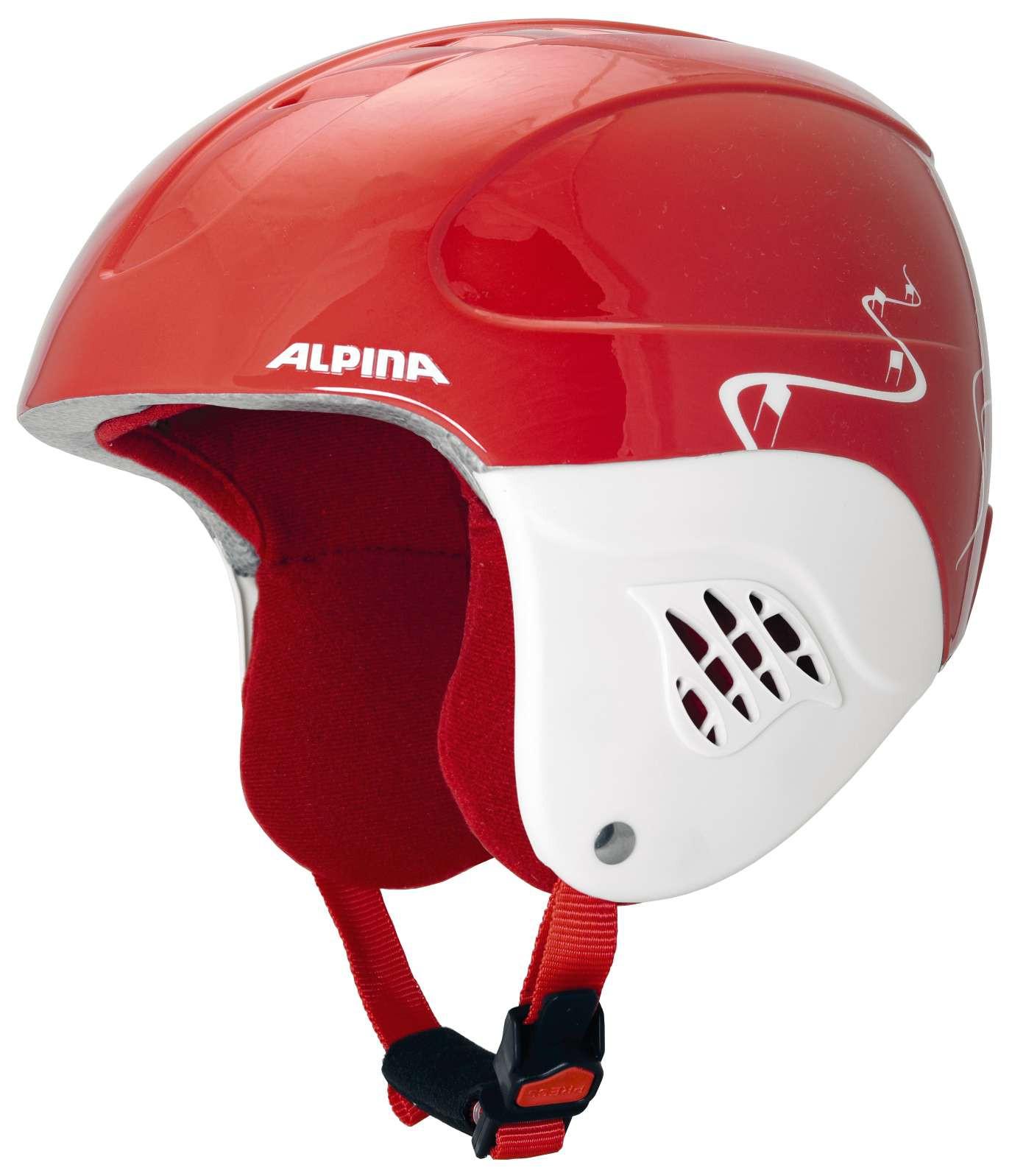 CARAT A9035 2016 Kinderskihelm Alpina CARAT