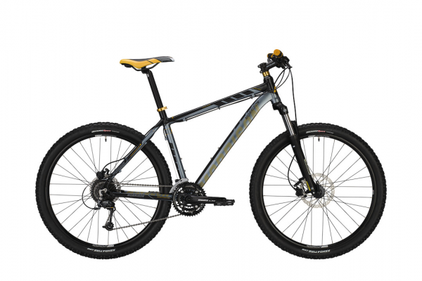 "Mountainbike Morrison Blackfoot 27,5"" 27G in black/grey"