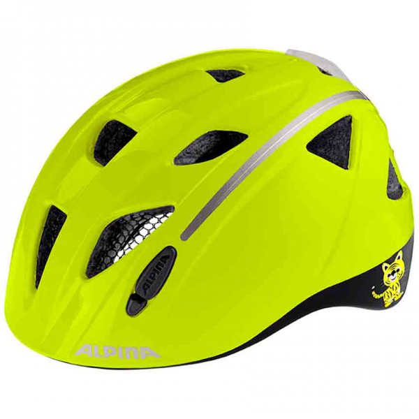 Fahrradhelm Alpina XIMO FLASH A9710 Junior / Kids – Bild 1
