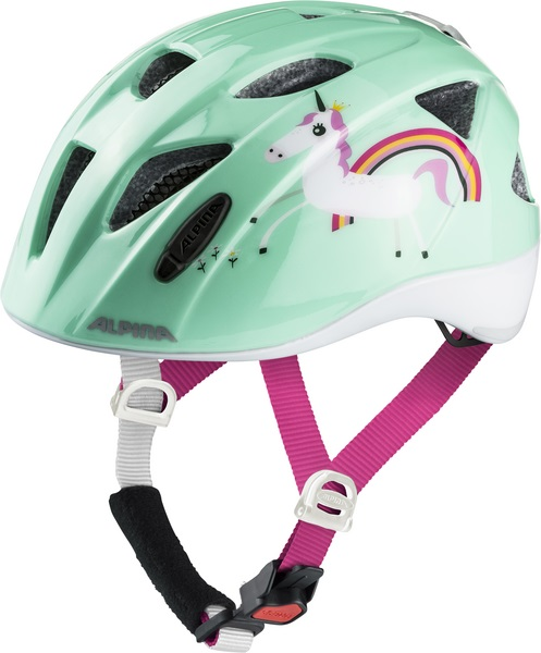 Fahrradhelm Alpina XIMO FLASH A9710 Junior / Kids – Bild 10