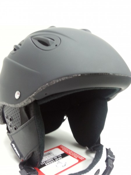 Skihelm Alpina GRAP / GRAP CROSS in black matt 54-57 cm – Bild 3