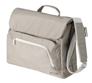 Fahrradtasche BASIL Select-Messenger Bag in champagne
