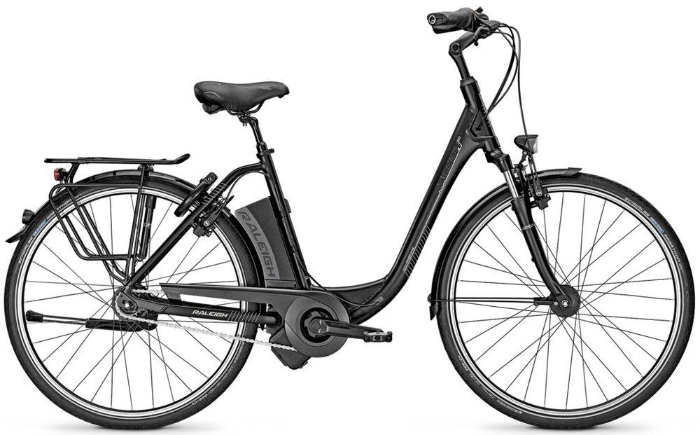 E-Bike Raleigh DOVER IMPULSE 8R HS Tiefeinsteiger 8-G Rücktritt 11