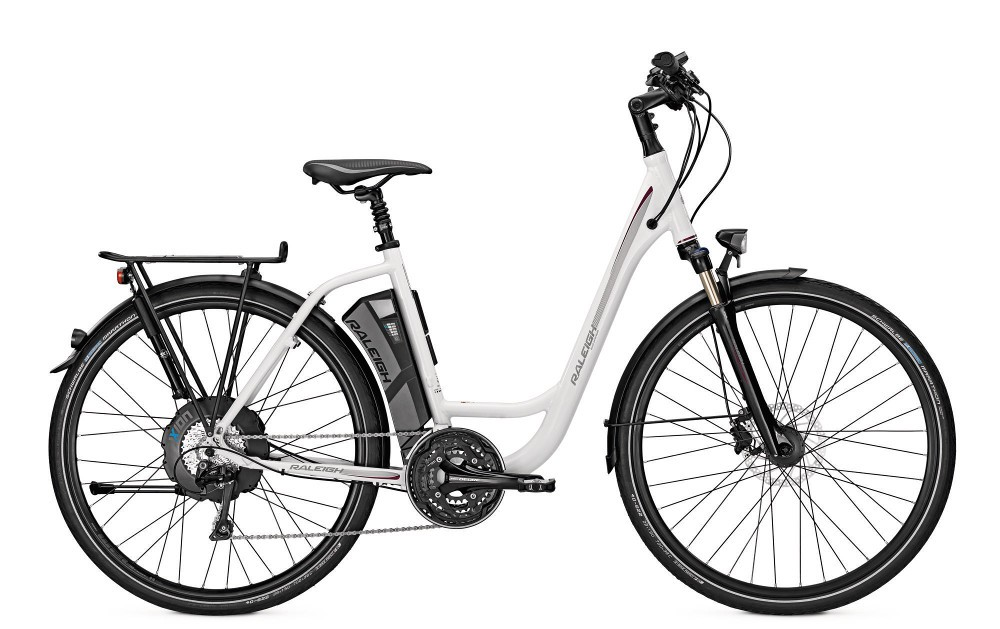 e bike raleigh stoker x5 wave 28 30 gang white. Black Bedroom Furniture Sets. Home Design Ideas