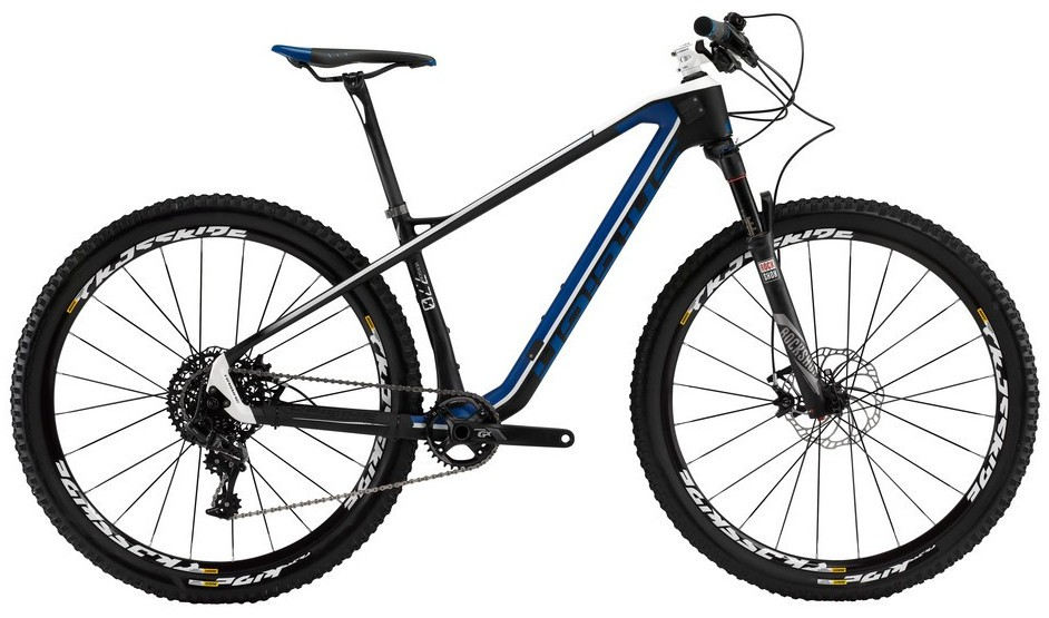 "MTB Haibike Freed 7.70 27,5"" 11-Gang carbon/blau matt"