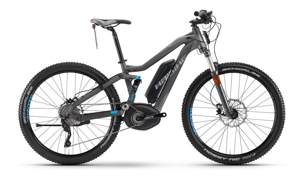 Schnelles E Bike Haibike Xduro Fullseven S Rx 275 Bis 45 Kmh Zul