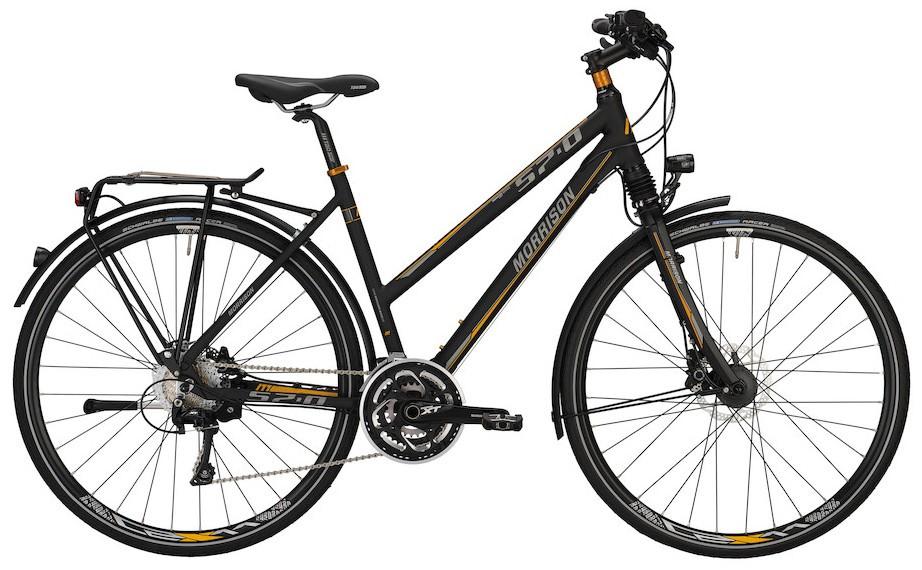 trekkingbike morrison s 7 0 damen 28 30 g xt schaltung. Black Bedroom Furniture Sets. Home Design Ideas