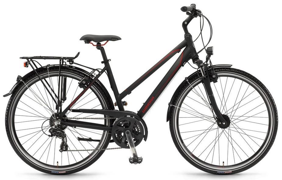 trekkingbike winora jamaica damen 28 24 g magura hs11. Black Bedroom Furniture Sets. Home Design Ideas