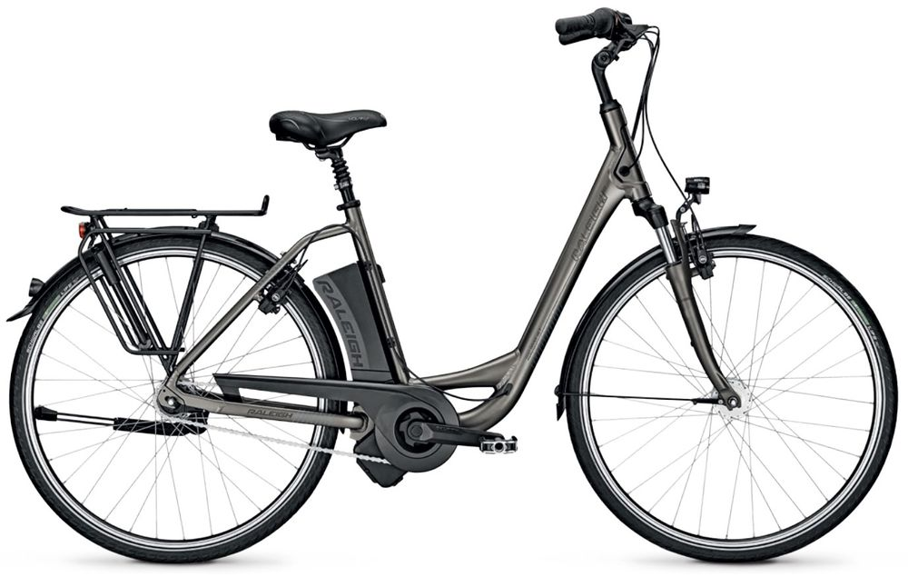 "E-Bike Raleigh Dover Impulse 7 HS Wave 28"" 7-Gang  36V/14,5Ah Rh 55"