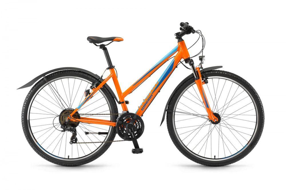 "Trekkingrad / Crossrad Winora Grenada 28"" Damen 21-Gang Suntour Federgabel"