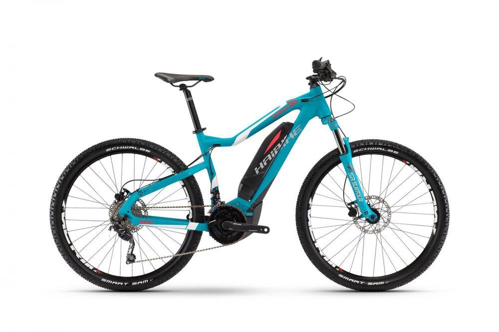 "E-Bike Haibike SDURO HardSeven 5.0 27,5"" 20-G Yamaha PW-System"