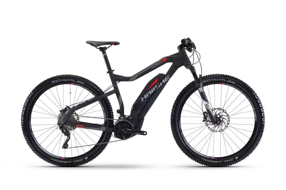 "E-Bike Haibike SDURO HardNine 8.0 29"" 20-G XT Yamaha PW-X System 500 Wh"