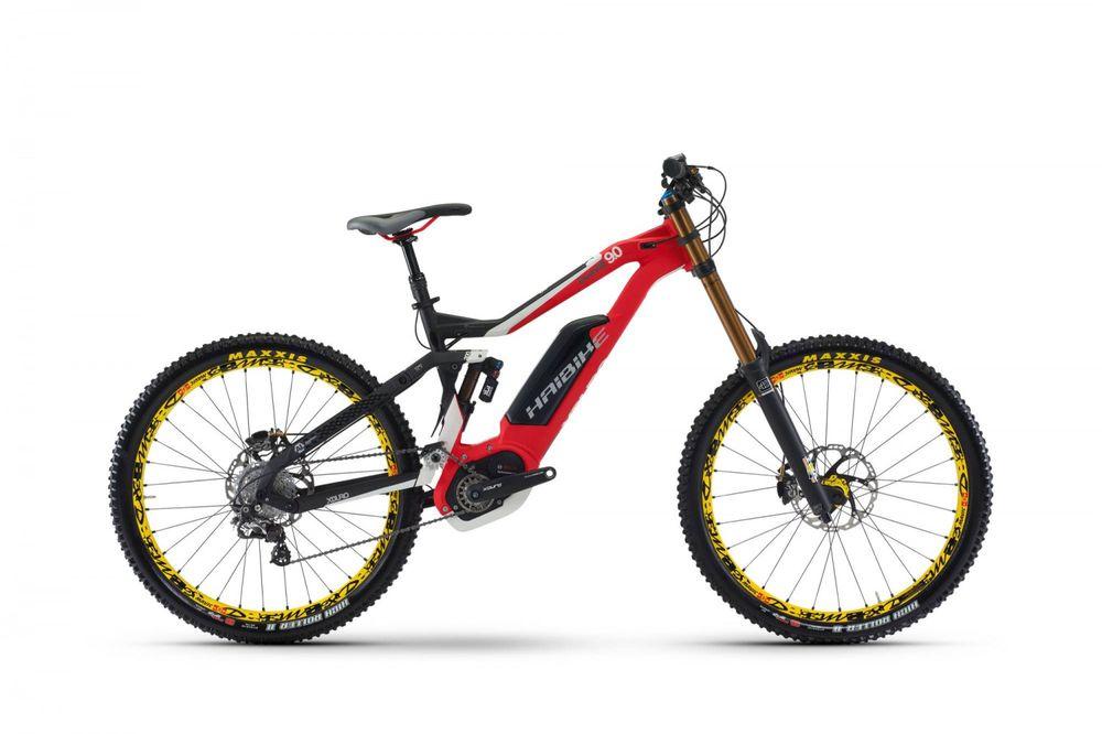 "E-Bike Haibike XDURO Downhill 9.0 27,5"" 500Wh 10-G Saint Bosch Performance CX"