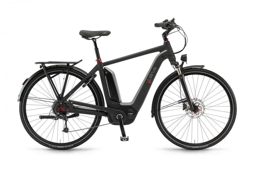 "E-Bike Sinus Ena9 28"" Herren Bosch Active Cruise Intuvia 500 Wh 9-Gang"