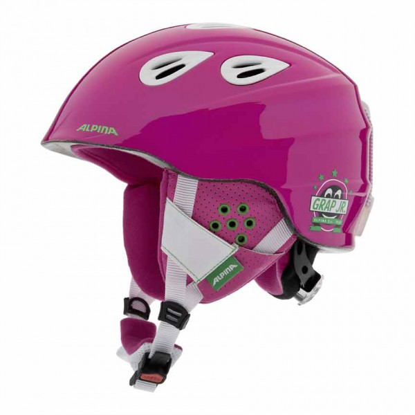Kinderskihelm Alpina GRAP 2.0 Junior