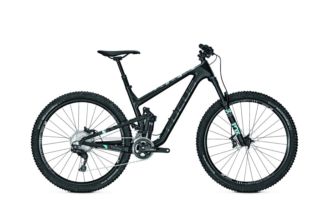 Mountainbike Focus Jam C Pro Shimano XT 22G Carbon Diamant 27""