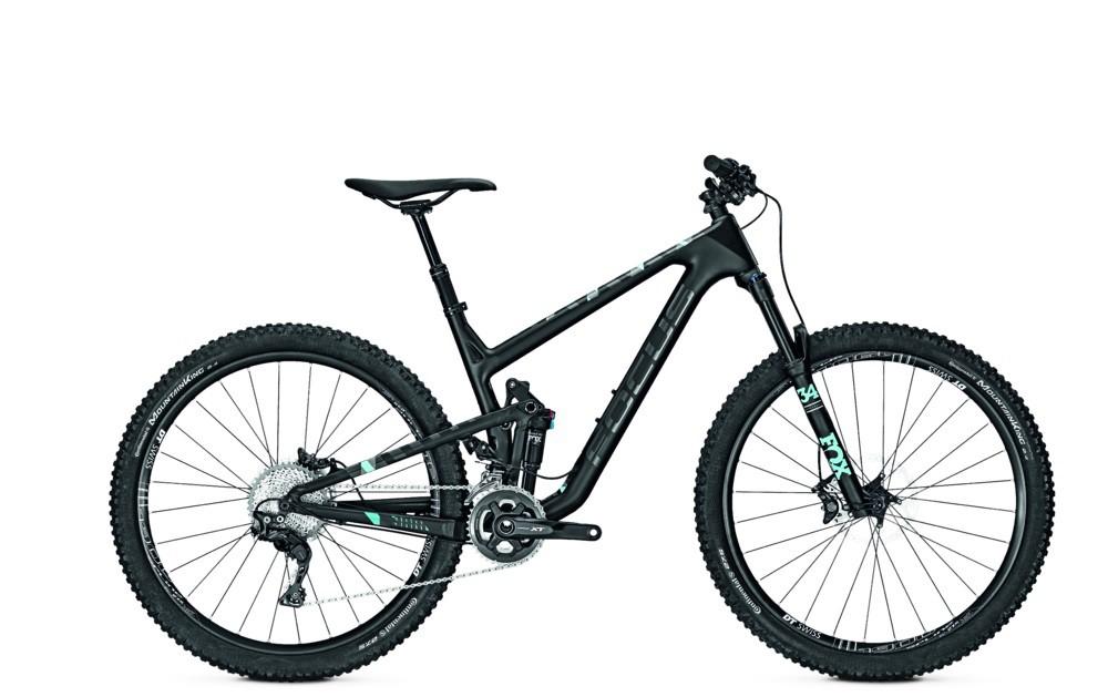 "Mountainbike Focus Jam C Pro Shimano XT 22G Carbon Diamant 27"""