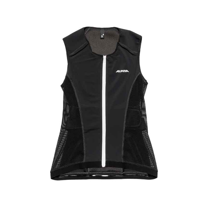 Skiweste JSP Women Vest A8862 in black